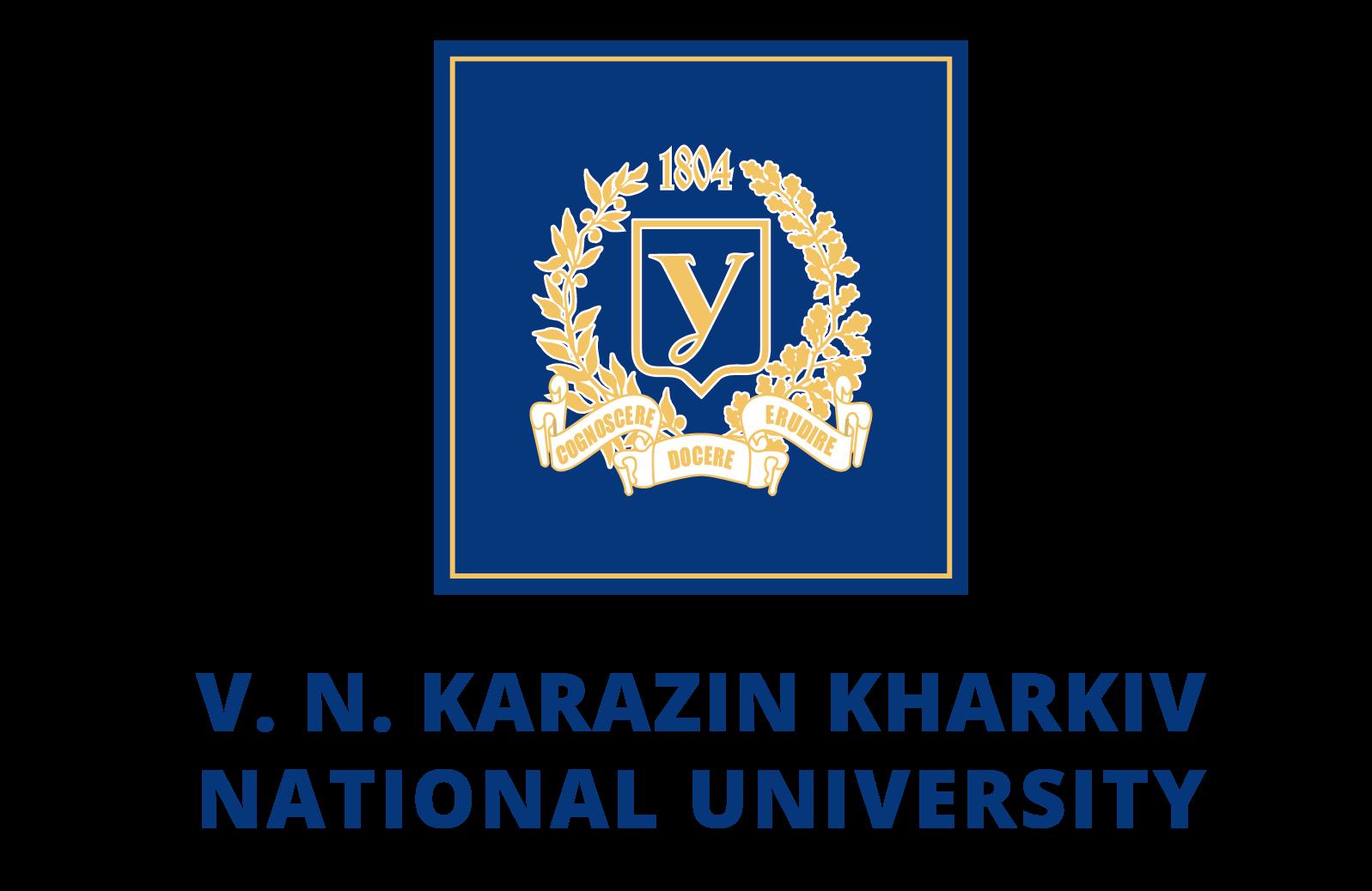 Logo of V.N. Karazin Kharkiv National University